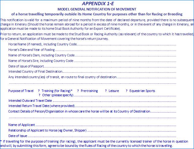 International Federation Of Horseracing Authorities